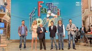 Adriana Volpe dans I Fatti Vostri - 08/04/13 - 01