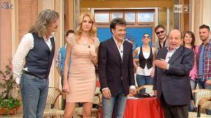 Adriana Volpe dans I Fatti Vostri - 08/04/13 - 08
