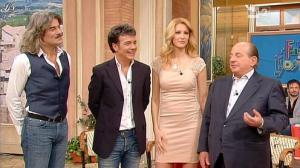 Adriana Volpe dans I Fatti Vostri - 08/04/13 - 09