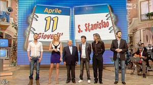 Adriana Volpe dans I Fatti Vostri - 11/04/13 - 01