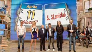 Adriana Volpe dans I Fatti Vostri - 11/04/13 - 03