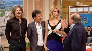 Adriana Volpe dans I Fatti Vostri - 11/04/13 - 10