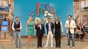 Adriana Volpe dans I Fatti Vostri - 17/04/13 - 01