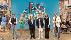 Adriana Volpe dans I Fatti Vostri - 17/04/13 - 02