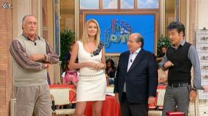 Adriana Volpe dans I Fatti Vostri - 19/10/11 - 04