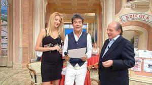 Adriana Volpe dans I Fatti Vostri - 26/10/11 - 03