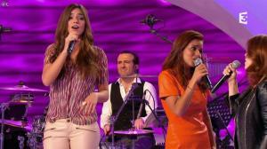 Alexandra Maquet et Sonia Lacen dans les Chansons d'Abord - 11/06/14 - 27