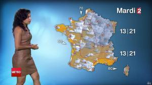 Anais Baydemir à la Météo de 20h - 27/07/14 - 36
