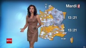 Anais Baydemir à la Météo de 20h - 27/07/14 - 39