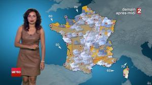 Anaïs Baydemir à la Météo de Minuit - 27/07/14 - 09