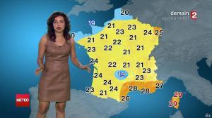 Anaïs Baydemir à la Météo de Minuit - 27/07/14 - 12