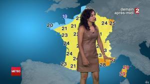 Anaïs Baydemir à la Météo de Minuit - 27/07/14 - 14
