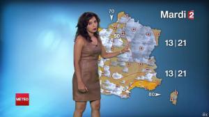 Anaïs Baydemir à la Météo de Minuit - 27/07/14 - 17