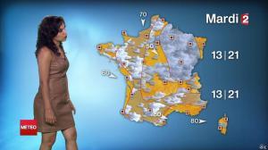 Anaïs Baydemir à la Météo de Minuit - 27/07/14 - 18