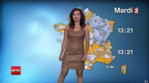 Anaïs Baydemir à la Météo de Minuit - 27/07/14 - 19
