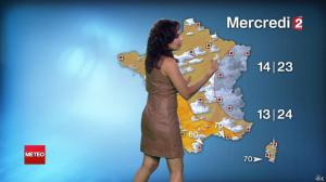 Anaïs Baydemir à la Météo de Minuit - 27/07/14 - 21