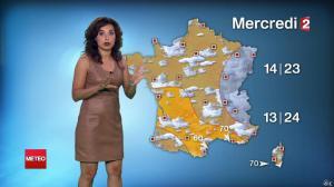 Anaïs Baydemir à la Météo de Minuit - 27/07/14 - 22