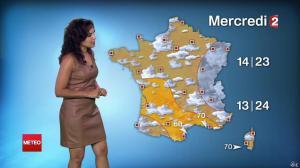 Anaïs Baydemir à la Météo de Minuit - 27/07/14 - 23