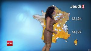 Anaïs Baydemir à la Météo de Minuit - 27/07/14 - 26