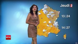 Anaïs Baydemir à la Météo de Minuit - 27/07/14 - 27