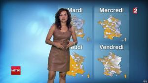 Anaïs Baydemir à la Météo de Minuit - 27/07/14 - 30