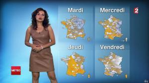 Anaïs Baydemir à la Météo de Minuit - 27/07/14 - 31