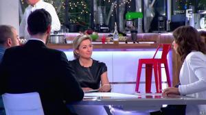 Anne-Sophie Lapix dans C à Vous - 26/02/14 - 06