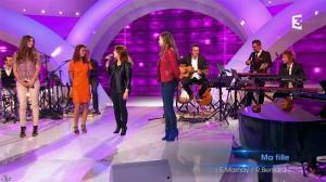 Camille Lou, Alexandra Maquet et Sonia Lacen dans les Chansons d'Abord - 11/06/14 - 09