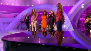 Camille Lou, Alexandra Maquet et Sonia Lacen dans les Chansons d'Abord - 11/06/14 - 10
