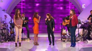 Camille Lou, Alexandra Maquet et Sonia Lacen dans les Chansons d'Abord - 11/06/14 - 15