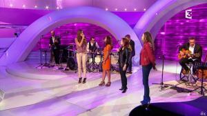 Camille Lou, Alexandra Maquet et Sonia Lacen dans les Chansons d'Abord - 11/06/14 - 17