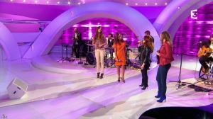 Camille Lou, Alexandra Maquet et Sonia Lacen dans les Chansons d'Abord - 11/06/14 - 23