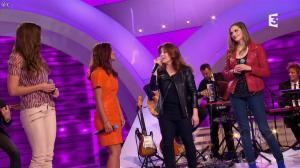 Camille Lou, Alexandra Maquet et Sonia Lacen dans les Chansons d'Abord - 11/06/14 - 24