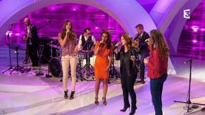 Camille Lou, Alexandra Maquet et Sonia Lacen dans les Chansons d'Abord - 11/06/14 - 26