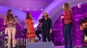 Camille Lou, Alexandra Maquet et Sonia Lacen dans les Chansons d'Abord - 11/06/14 - 28