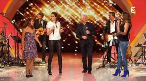 Camille Lou dans les Chansons d'Abord - 04/06/14 - 18