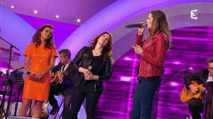 Camille Lou et Sonia Lacen dans les Chansons d'Abord - 11/06/14 - 22