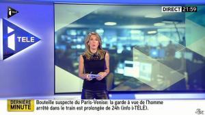 Caroline Delage dans I télé - 13/02/14 - 01