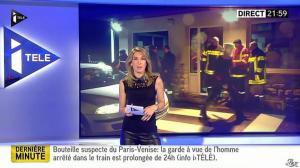 Caroline Delage dans I télé - 13/02/14 - 02