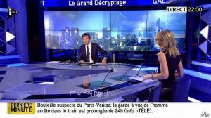 Caroline Delage dans I télé - 13/02/14 - 03