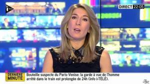 Caroline Delage dans I télé - 13/02/14 - 05
