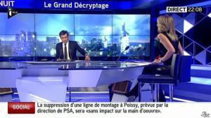 Caroline Delage dans I télé - 13/02/14 - 06