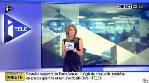 Caroline Delage dans I télé - 13/02/14 - 07