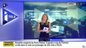 Caroline Delage dans I télé - 13/02/14 - 08