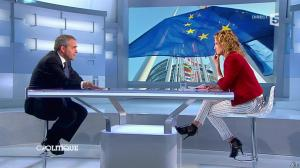 Caroline Roux dans C Politique - 01/06/14 - 03