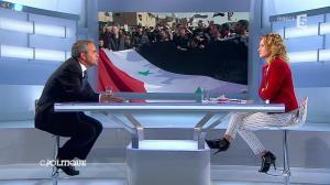 Caroline Roux dans C Politique - 01/06/14 - 04