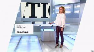 Caroline Roux dans C Politique - 02/03/14 - 01