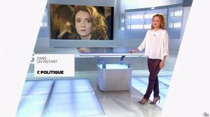 Caroline Roux dans C Politique - 02/03/14 - 03