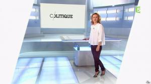 Caroline Roux dans C Politique - 02/03/14 - 04