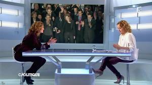 Caroline Roux dans C Politique - 02/03/14 - 07